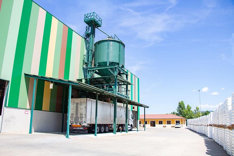 Biovegamasa: La fábrica de pellets líder de la provincia